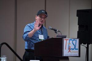 TESL Ontario Keynote 2016